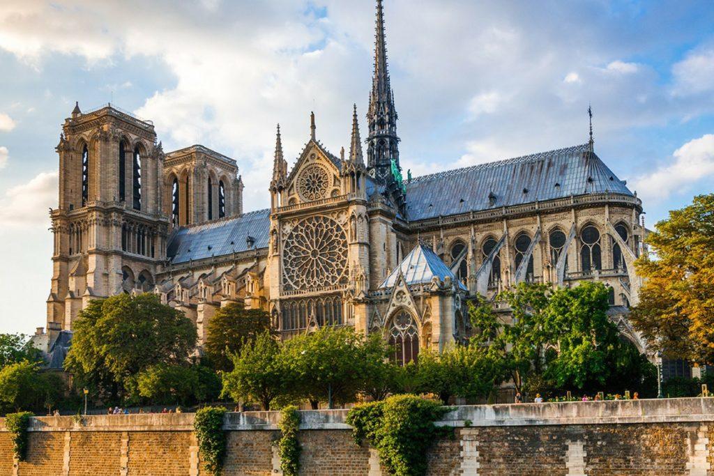 cosa vedere a parigi in 3 giorni cattedrale notre dame