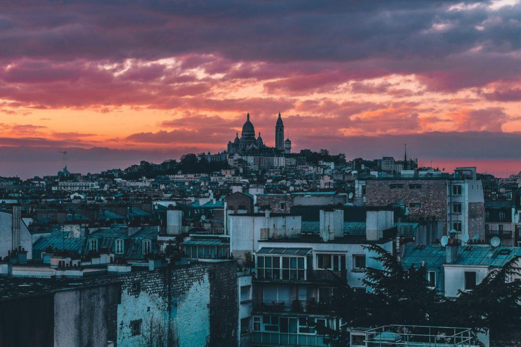 3 giorni a parigi sacro cuore montmartre