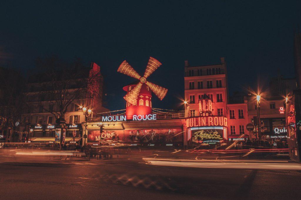 cosa vedere a parigi in 3 giorni moulin rouge