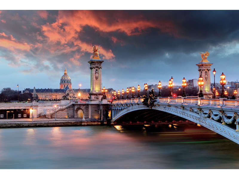 cosa vedere a parigi ponte alessando III