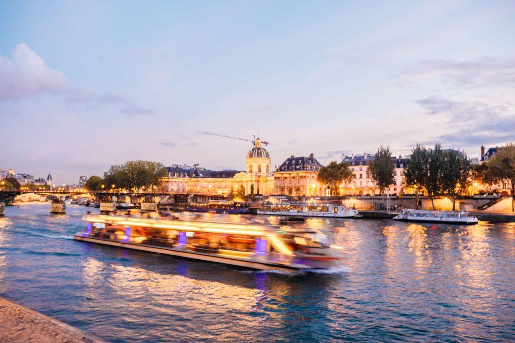 cosa vedere a parigi in 3 giorni crociera senna