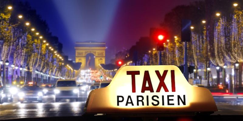 Taxi a Parigi, costi, come chiamarli e tutte le info 1