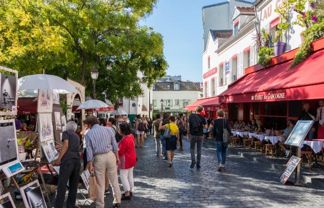 Il quartiere di Montmartre - Cosa vedere e cosa fare? 1